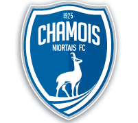 Logotype du club de football des Chamois Niortais