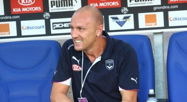 Lilian Laslandes, nouvel entraîneur du FC Médoc Côte d'Argent