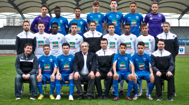 U17 2014:2015