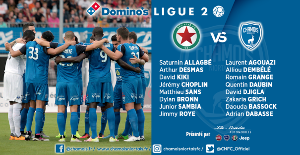 Groupe au Red Star