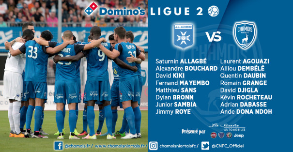 Groupe a Auxerre
