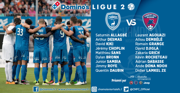 Groupe vs Clermont