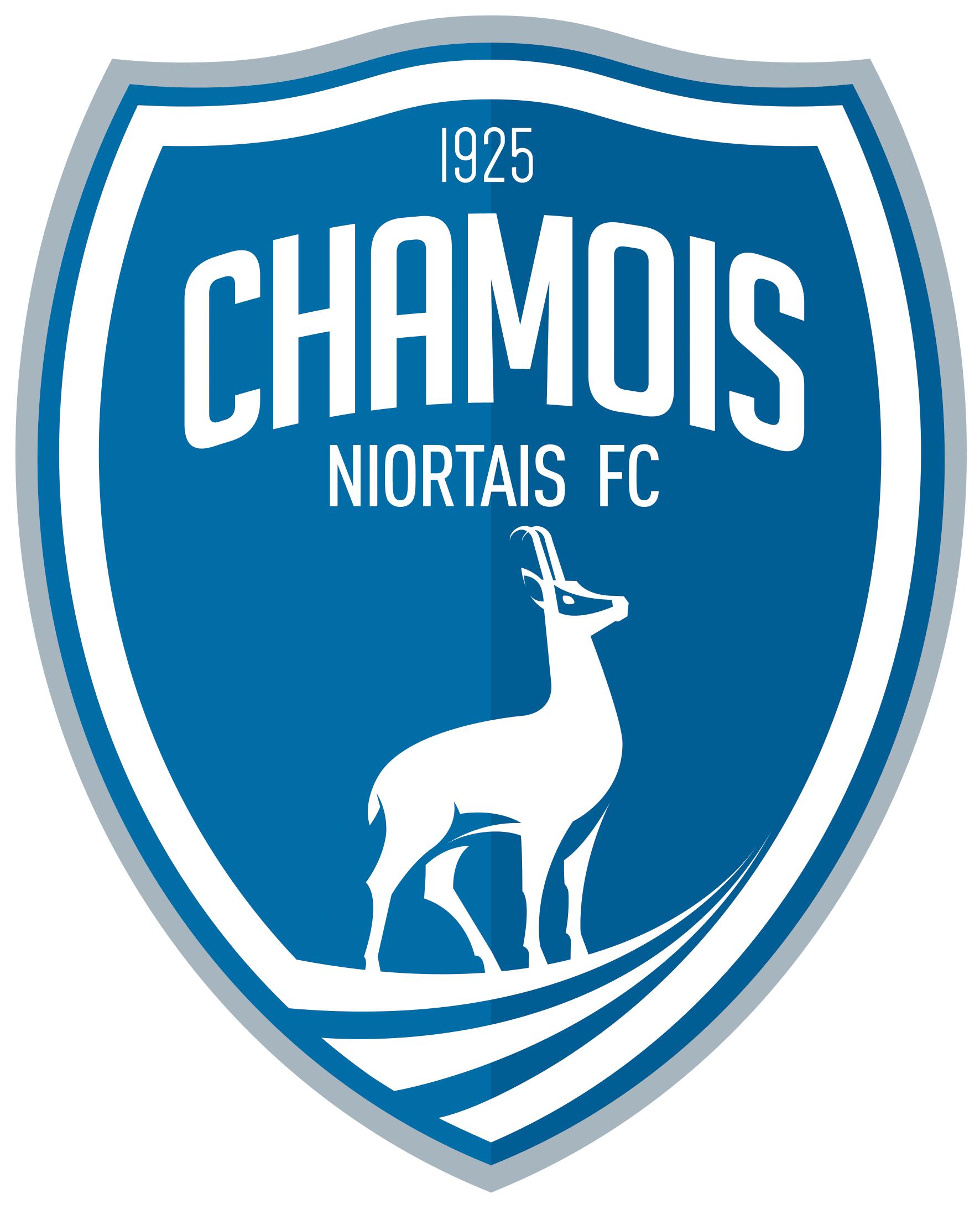 Logo de l'équipe des Chamois Niortais