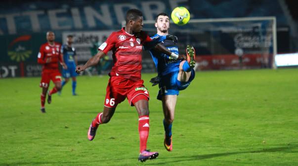 Cfa Girondins : Adrian Dabasse buteur avec Niort (vidéo) - Formation Girondins