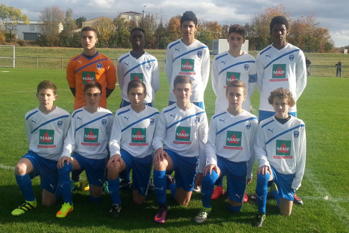U15 Honneur vs Chatellerault