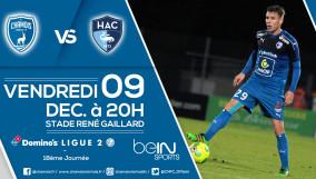 Affiche vs Le Havre