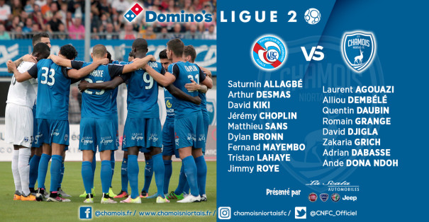 Groupe a Strasbourg