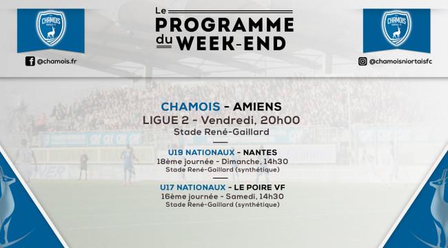 Programme WE CNFC 20.01.2017