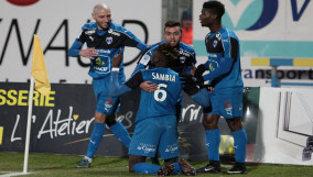 But Sambia vs Troyes