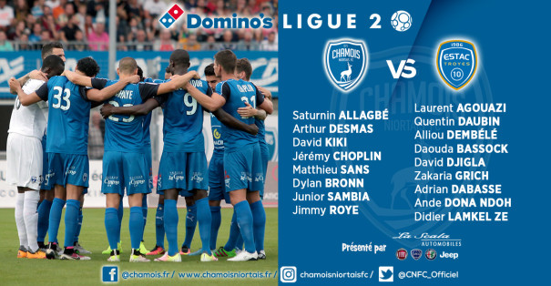 Groupe vs Troyes
