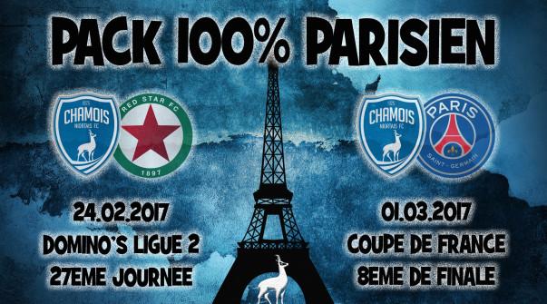 Pack Parisien