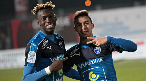Sambia-Grich vs Troyes