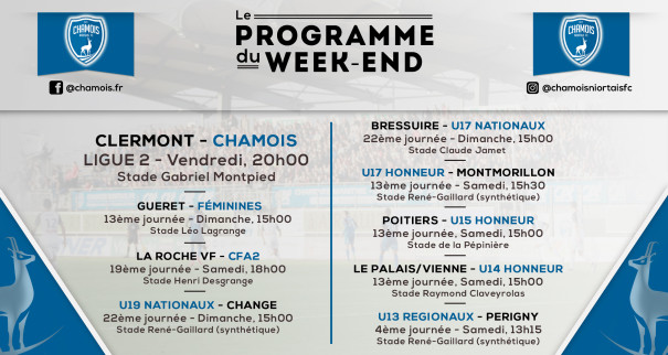 Programme WE CNFC 17.03.2017