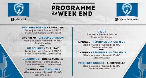 Programme WE2 17.03.2017