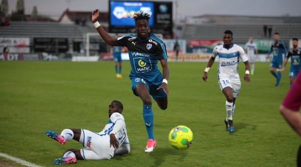 Sambia vs Auxerre