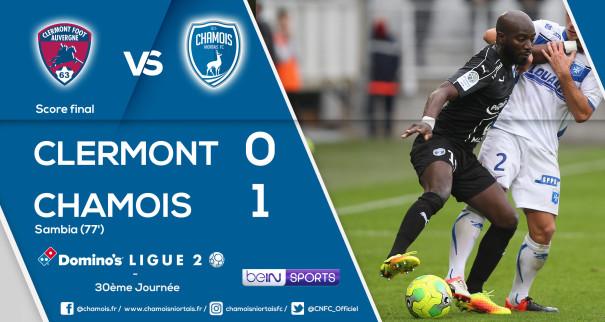 Score final a Clermont