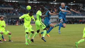 Agouazi vs Brest