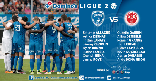 Groupe vs Reims