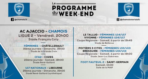 Programme WE CNFC 21.04.2017