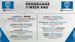 Programme WE CNFC 28.04.2017