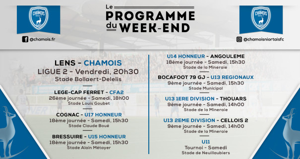 Programme WE CNFC 19.05.2017