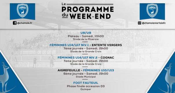 Programme WE2 19.05.2017