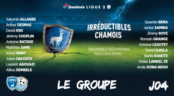 Groupe vs Tours