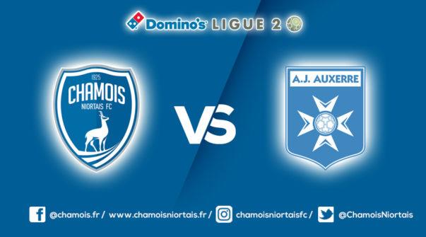 Infos pratiques vs Auxerre