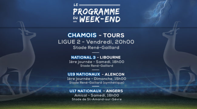 Programme WE CNFC 18.08.17