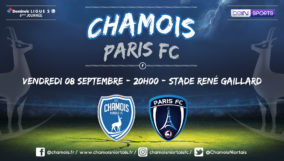 Affiche match à domicile vs PFC