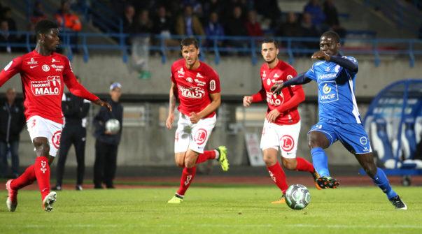 Ande Dona Ndoh vs Brest