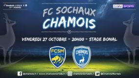 Affiche match à Sochaux