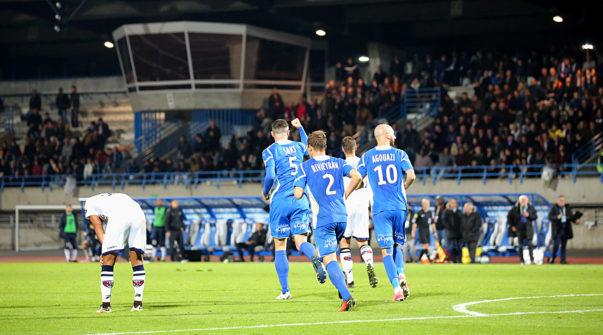 J14 Chamois Niortais vs Clermont - Stade rené gaillard
