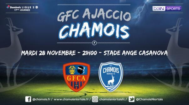 Affiche match au Gazélec