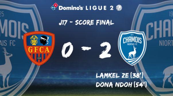 Score au Gazélec
