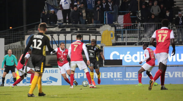 Koyalipou vs Reims