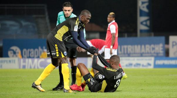 Dona Ndoh vs Reims