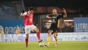 Agouazi vs Reims