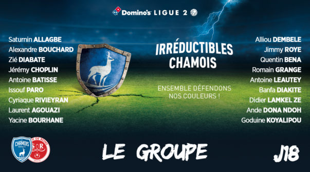 Groupe à domicile vs Reims