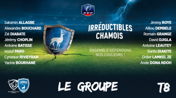 Groupe au Stade Bordelais