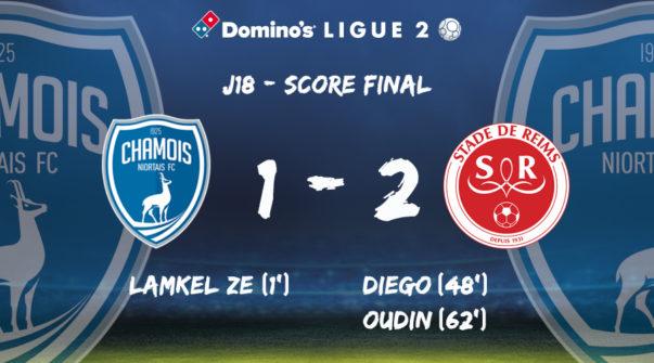 Score à domicile vs Reims