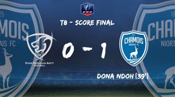 Score au Stade Bordelais