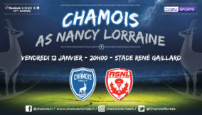 Affiche match vs Nancy