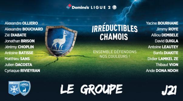 Groupe à Auxerre