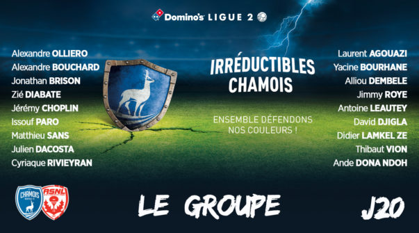 Groupe vs Nancy
