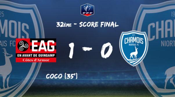 Score à Guingamp