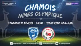Affiche match vs Nimes