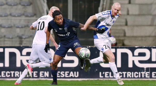Brison au Paris FC