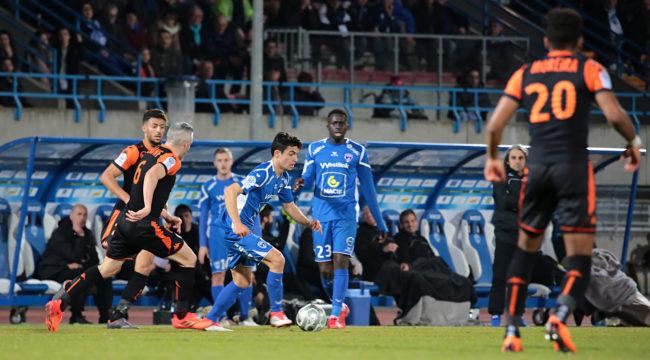 Lebeau vs Lorient