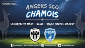 Affiche match à Angers